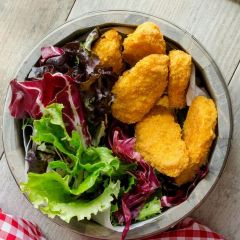 206142C MSC Breaded Fish Goujons (Green Gourmet)