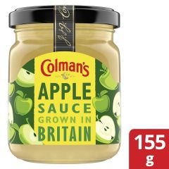 300930C Apple Sauce (Colman's)
