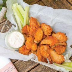 205775C Large Buffalo Chicken Wings (Moy Park)