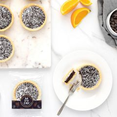 206261C Gluten Free Chocolate & Orange Tart (We Love Cake)