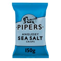 307523C Anglesey Sea Salt Crisps (Pipers)