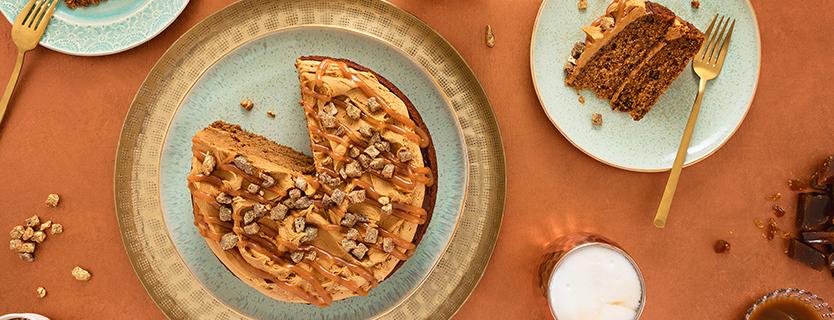 Classic Desserts Sticky Toffee Pudding Cake