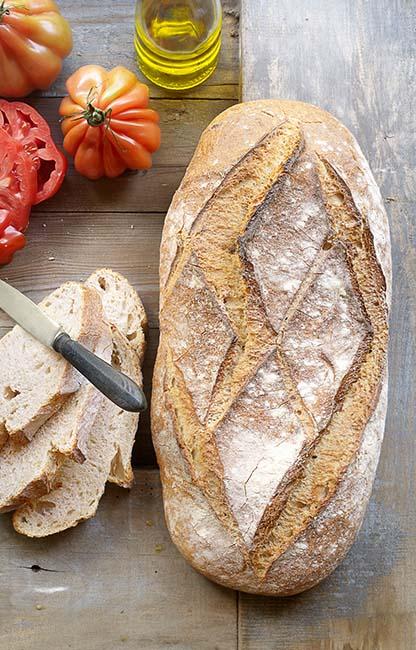 Panesco Rustic Sourdough White Loaf