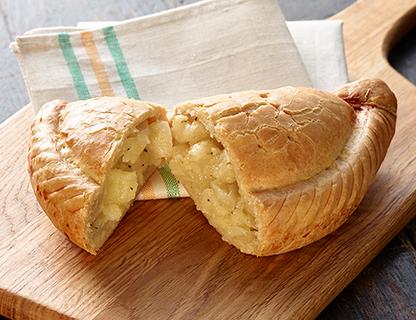 Proper Cornish Cheese & Onion Pasty