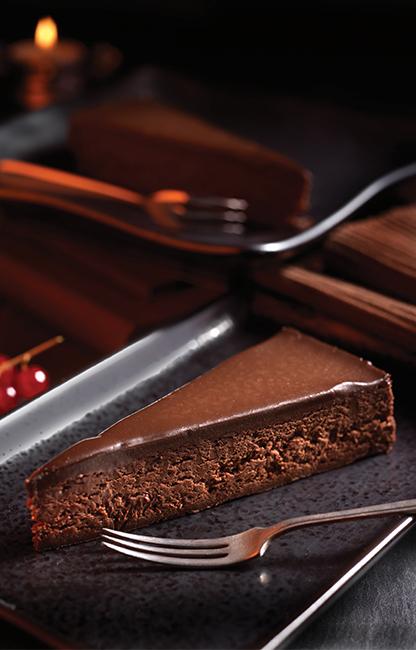 Sweet Street Gluten Free Flourless Chocolate Torte