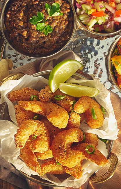 Whitby Seafoods Bengali Prawns